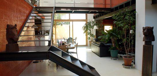 Minco_intérieur-contemporain_baie-coulissante_bois-alu