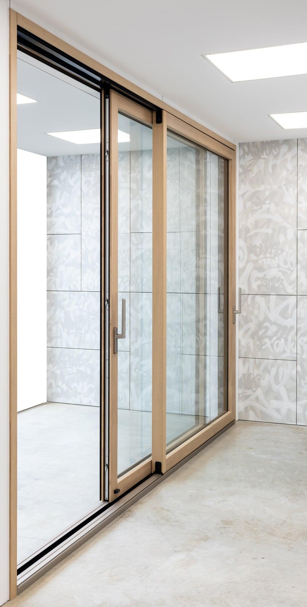 Rideaux Baie Vitrée Coulissante une baie vitrée pour agrandir votre espace