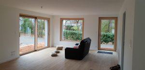 Fenêtre Lumia Minco maison passive